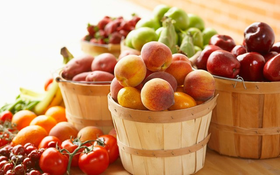 Một số loại trái cây tốt cho bệnh nhân xơ gan