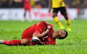 Chấn thương khi chơi bóng đá: Tuyển U22 Việt Nam đang đối mặt với những nguy cơ nào trước thềm chung kết?