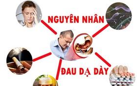 Tìm hiểu nguyên nhân gây viêm dạ dày do ăn uống