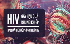 Đây là cách duy nhất để nhận biết bạn có bị phơi nhiễm HIV hay không