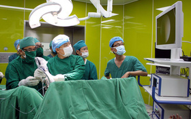 Phương pháp tán sỏi bằng tia laser và chi phí điều trị