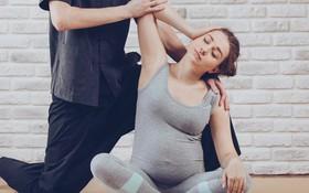 Những bài tập thể dục giúp phòng tránh đau mỏi vai gáy khi mang thai