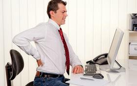 Nguyên tắc giúp phòng tránh đau lưng cho dân văn phòng