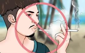 Từ bỏ những thói quen này ngay nếu không muốn mắc bệnh ung thư thanh quản