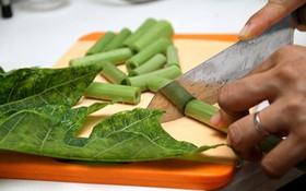 Bài thuốc hỗ trợ điều trị ung thư lưỡi từ lá đu đủ và cây lược vàng