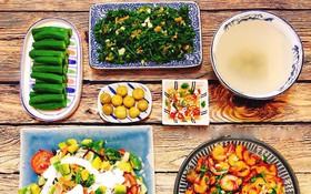 Vì sao cần bổ sung đủ các nhóm thực phẩm?