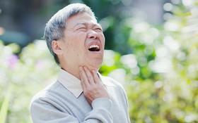 Bệnh ung thư thực quản có đau không?