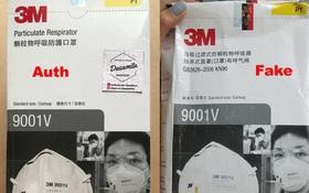 Giữa mùa dịch 2019 - nCoV: Phân biệt khẩu trang 3M thật và giả (fake) như thế nào?