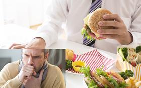 Những thực phẩm nhất định phải tránh xa khi bị viêm phế quản