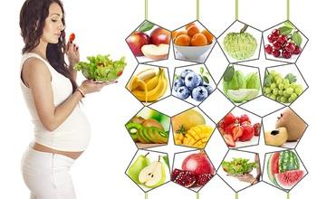 Chế độ dinh dưỡng cho bà bầu theo từng giai đoạn