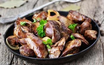 Cần lưu ý gì để ăn gan động vật đúng cách, không gây béo phì hay tăng acid uric?