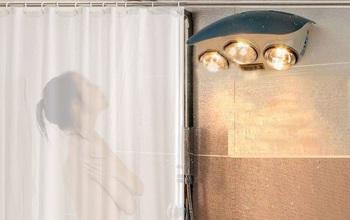 Sử dụng đèn sưởi trong nhà tắm: Muốn an toàn cần tránh mắc phải những sai lầm nào?
