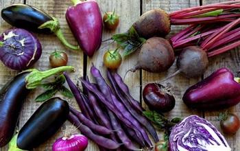 Điểm danh 5 tác dụng của thực phẩm màu tím có thể bạn chưa biết
