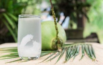 Người mắc bệnh sốt virus có nên uống nước dừa không?