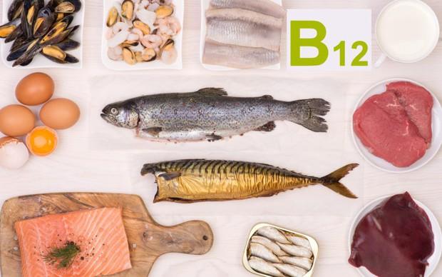 Những thực phẩm bổ sung vitamin B12 cho bà bầu