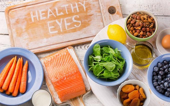 Top 8 thực phẩm tốt cho mắt và giúp phòng tránh đau mắt đỏ bạn không nên bỏ qua