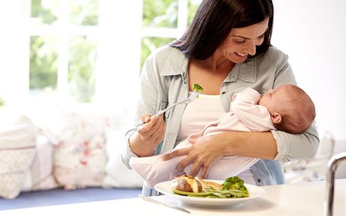 Điểm danh những loại thực phẩm lợi sữa cho phụ nữ sau sinh