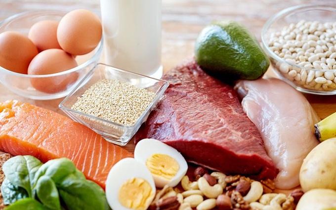 Cải thiện sức khỏe bằng chế độ dinh dưỡng