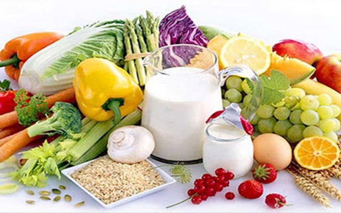 Những khuyến nghị dinh dưỡng tốt cho sức khỏe (Phần 1)