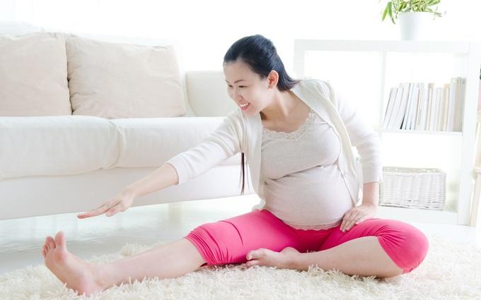 Luyện tập yoga và lợi ích của yoga đối với bà bầu