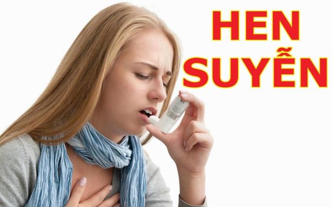 Nguy cơ mắc bệnh hen suyễn dị ứng mùa thu và cách phòng ngừa bệnh tái phát