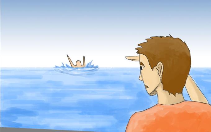 Vào mùa trẻ có nguy cơ đuối nước khi đi bơi cao cần tránh những sai lầm khi sơ cứu này