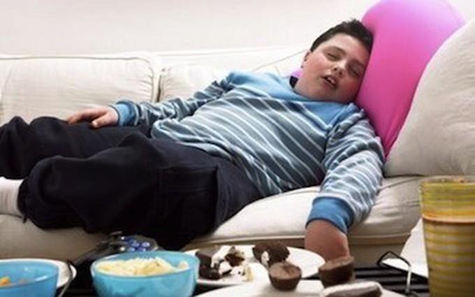1/3 teen bị mắc bệnh béo phì và đây là nguyên nhân