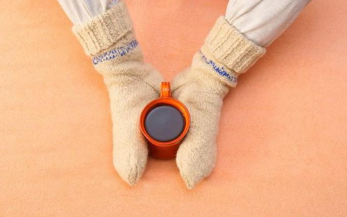 4 tác hại khi để bàn chân lạnh vào mùa Đông