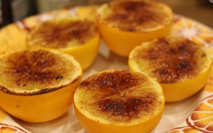 Cách chữa ho bằng cam nướng cực đơn giản