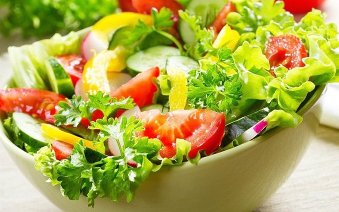 Chế độ dinh dưỡng cho trẻ bị tiêu chảy