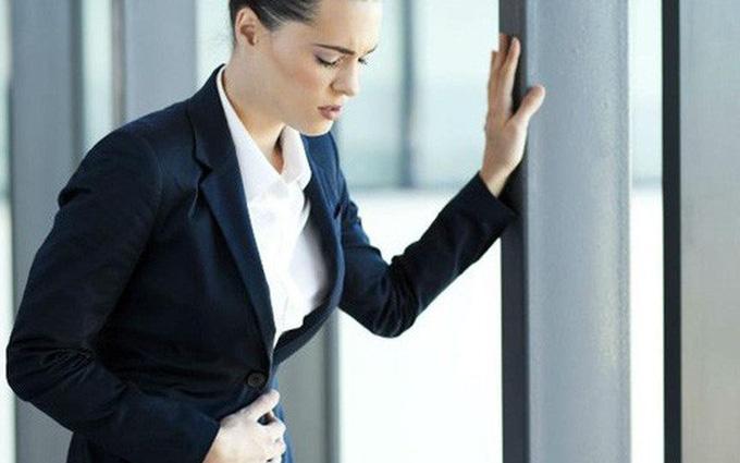 Có thật căng thẳng làm đau dạ dày?