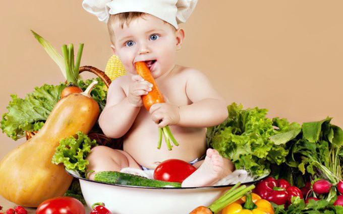 Nguyên tắc dinh dưỡng cho trẻ 3 tuổi