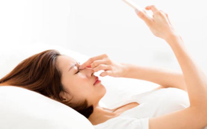 Bị mỏi mắt là bệnh gì?