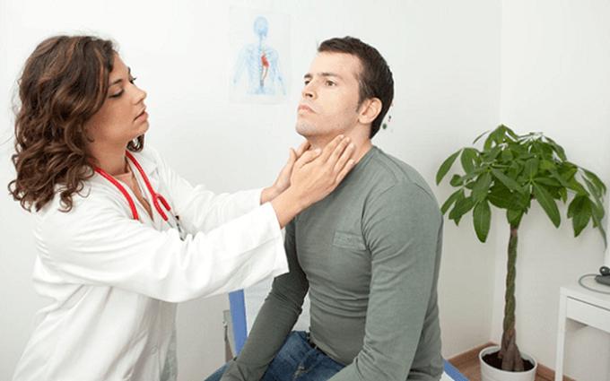 Những triệu chứng ung thư amidan giai đoạn đầu