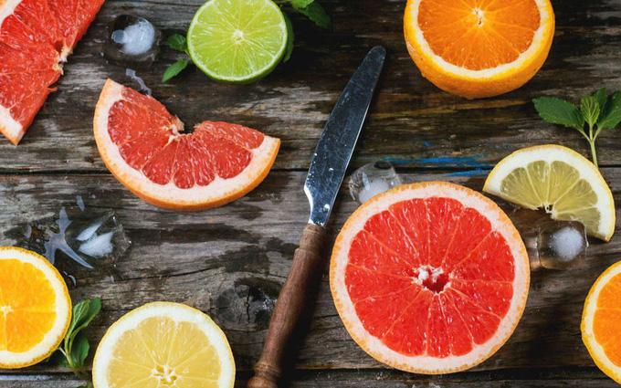 5 loại trái cây làm sạch gan vừa hiệu quả vừa phổ biến