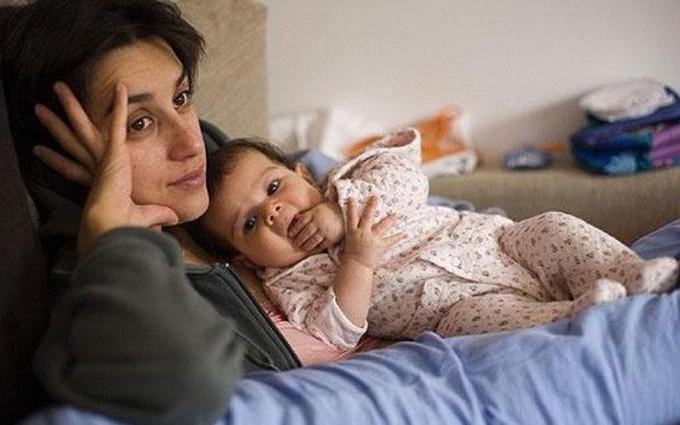 Cách nhận biết bệnh trầm cảm sau sinh