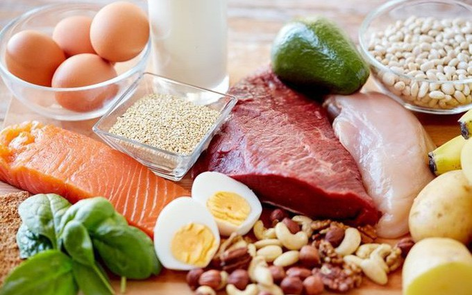 Các nhóm thức ăn chính không thể thiếu cho cơ thể