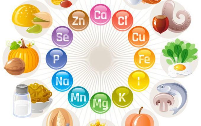Khoáng chất là gì? Vai trò của khoáng chất đối với cơ thể con người