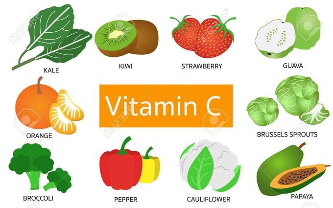 Những thực phẩm giàu Vitamin C nên bổ sung hàng ngày