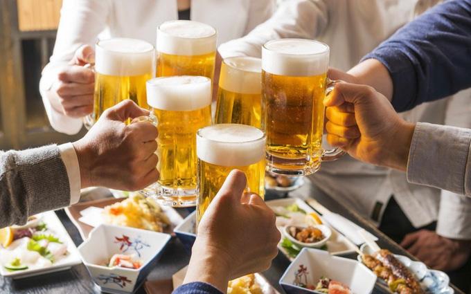 Muốn bảo vệ dạ dày khi uống rượu bia thì đừng bỏ qua 10 thực phẩm này
