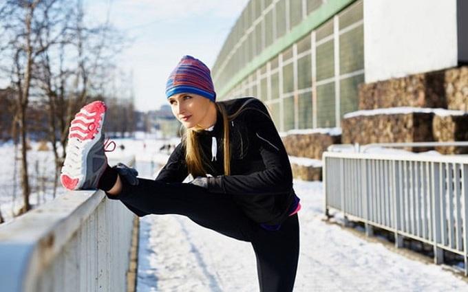 Những lưu ý khi tập thể dục vào mùa lạnh để không gây hại đến sức khỏe