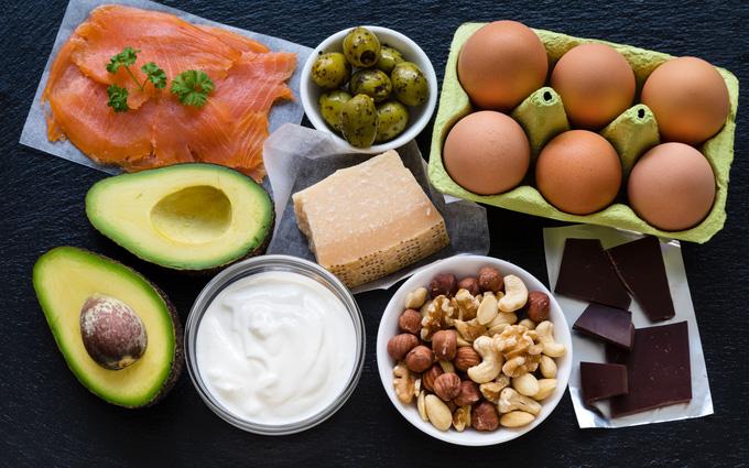 Gợi ý 9 loại thực phẩm thích hợp cho chế độ ăn keto