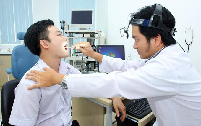 Quy trình tầm soát ung thư vòm họng